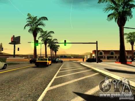 ENBSeries v1.2 for GTA San Andreas second screenshot