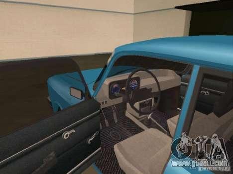 Moskvich 2140 SL for GTA San Andreas right view