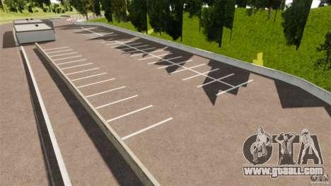 Meihan Circuit for GTA 4 seventh screenshot