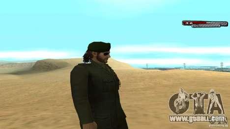 General for GTA San Andreas third screenshot