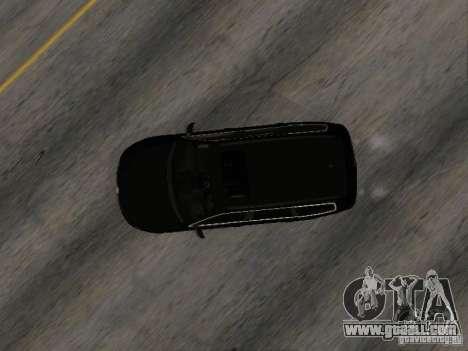 Volkswagen Passat B6 Variant Com Bentley 20 Fixa for GTA San Andreas side view