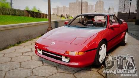 Toyota MR2 GT [EPM] for GTA 4