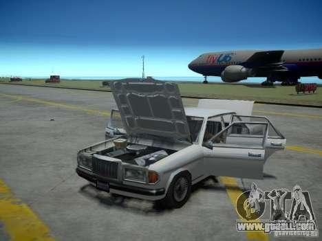 Admiral SA for GTA 4 right view