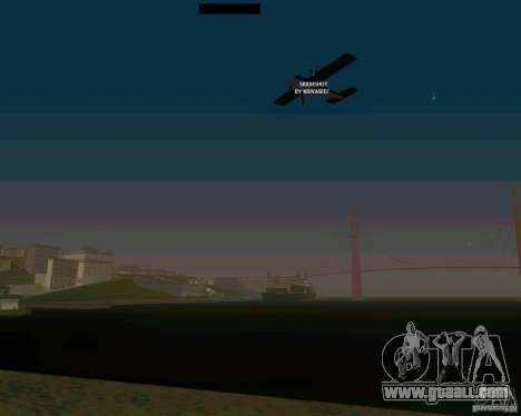 Young ENBSeries for GTA San Andreas ninth screenshot