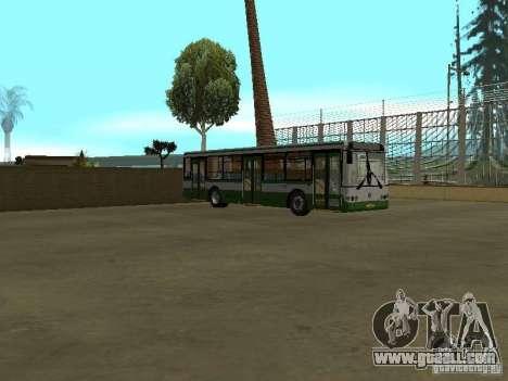 4-th bus v1.0 for GTA San Andreas