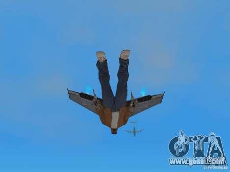 JetWings Black Ops 2 for GTA San Andreas third screenshot