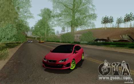 Seat Ibiza Cupra for GTA San Andreas
