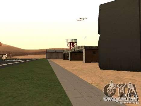The New Airport for GTA San Andreas third screenshot