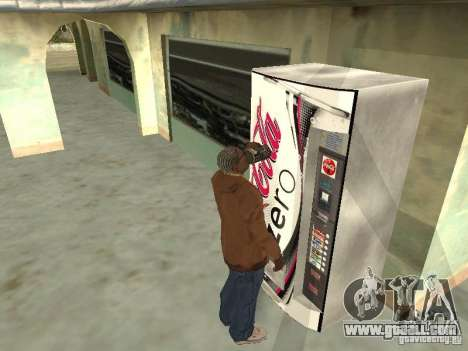 New machines for GTA San Andreas second screenshot