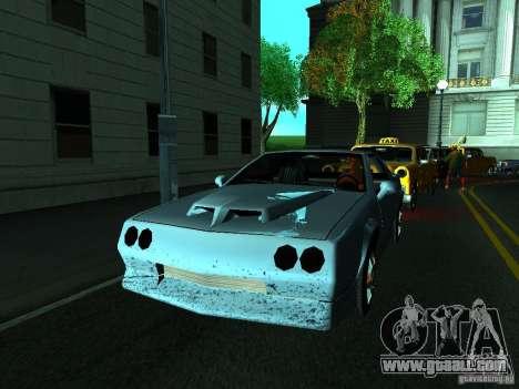 ENBSeries by gta19991999 for GTA San Andreas forth screenshot