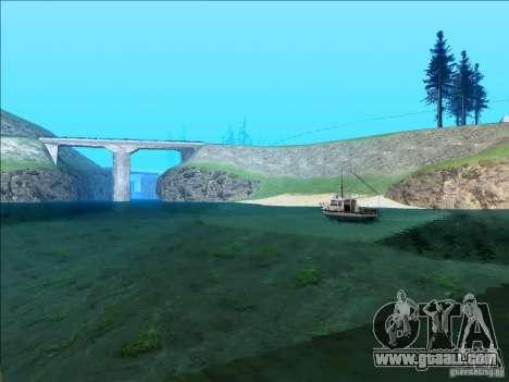 ENBSeries v1.1 for GTA San Andreas sixth screenshot