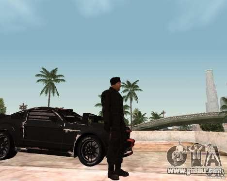 Jason Statham for GTA San Andreas forth screenshot