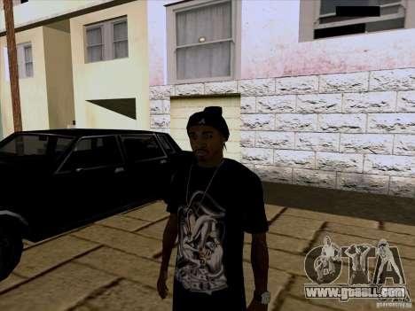 Black Guy for GTA San Andreas