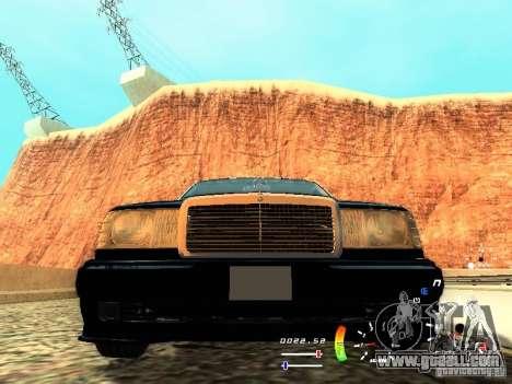 Mercedes-Benz 230E for GTA San Andreas right view