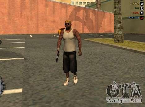 LoSV3 for GTA San Andreas second screenshot