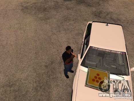 Hungry CJ v. 3 final for GTA San Andreas third screenshot