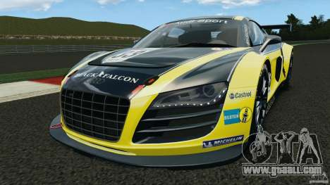Audi R8 LMS for GTA 4