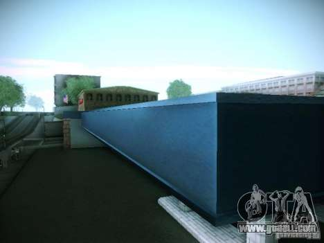 New garage in San Fierro for GTA San Andreas seventh screenshot
