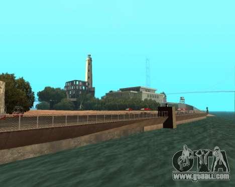 Real New San Francisco v1 for GTA San Andreas tenth screenshot