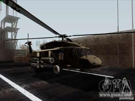 S-70 Battlehawk for GTA San Andreas