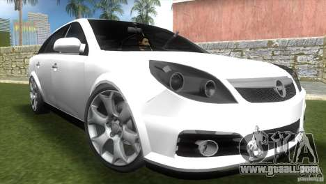 Opel Vectra for GTA Vice City