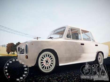 Vaz-2101 Drift Edition for GTA 4 back left view