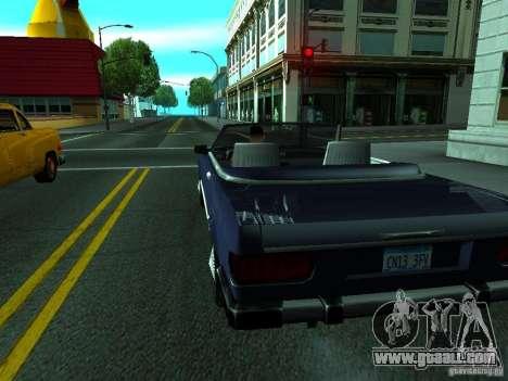 ENBSeries by gta19991999 for GTA San Andreas second screenshot