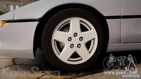 Toyota MR2 GT [EPM] for GTA 4 inner view