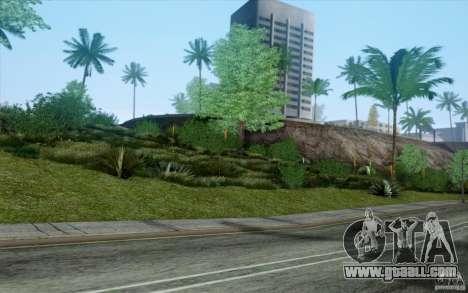 SA Beautiful Realistic Graphics 1.6 for GTA San Andreas seventh screenshot