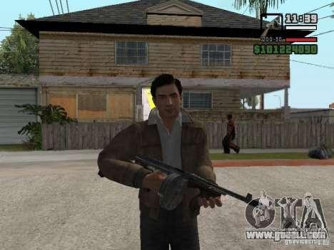 Vito Skalleta for GTA San Andreas