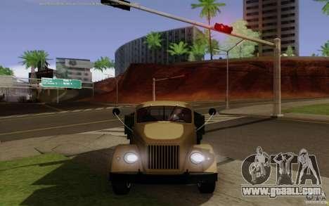 GAZ 51 for GTA San Andreas right view
