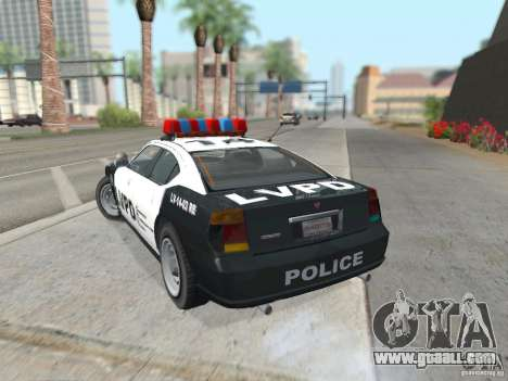 GTA 4 TBoGT from Buffalo for GTA San Andreas right view