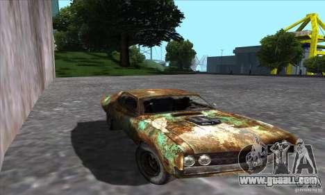 Ford Torino Cobra 429 SCJ for GTA San Andreas