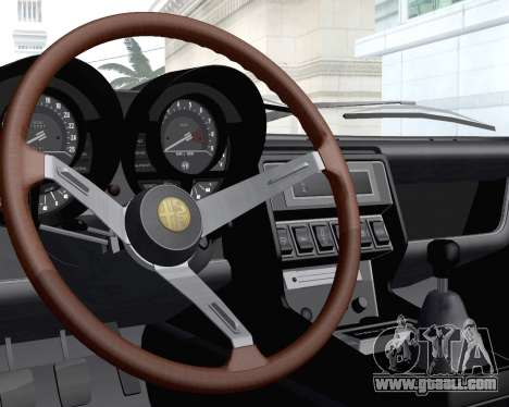 Alfa Romeo Montreal 1970 for GTA San Andreas side view