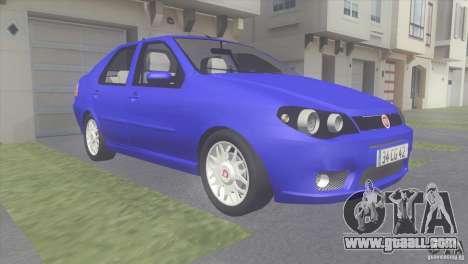 Fiat Albea Sole for GTA San Andreas