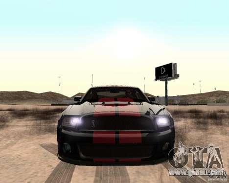 Star ENBSeries by Nikoo Bel for GTA San Andreas third screenshot