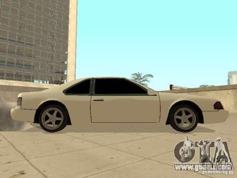 Fortune by Foresto_O for GTA San Andreas back view