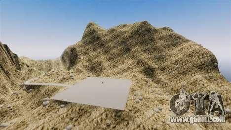 Mountain peak for GTA 4 third screenshot