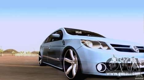 Volkswagen Golf G5 for GTA San Andreas left view