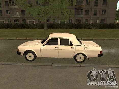 GAZ Volga 31013 for GTA San Andreas