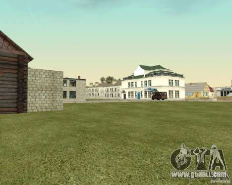 New District field of dreams for GTA San Andreas forth screenshot