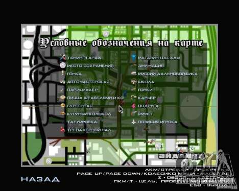 New HUD for GTA San Andreas forth screenshot