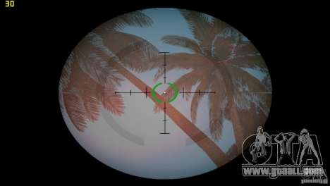 Optical sight of GTA 5 for GTA Vice City third screenshot
