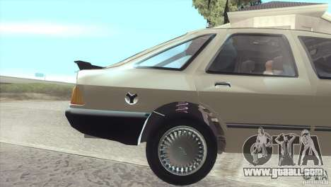 Ford Sierra for GTA San Andreas right view