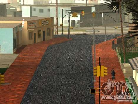 The New Grove Street for GTA San Andreas fifth screenshot