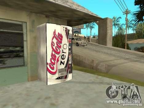New machines for GTA San Andreas fifth screenshot