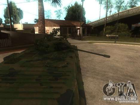 BMP-2 in COD MW2 for GTA San Andreas right view
