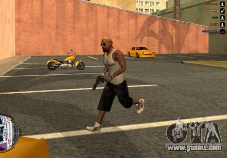 LoSV3 for GTA San Andreas