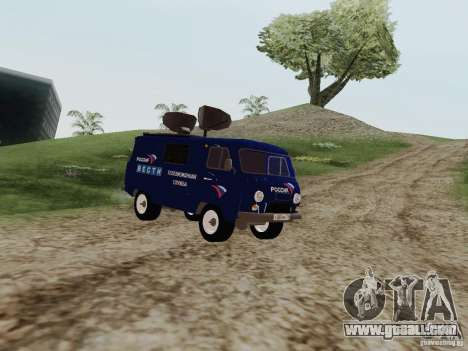 UAZ-3741 To for GTA San Andreas right view