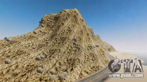 Mountain peak for GTA 4 fifth screenshot